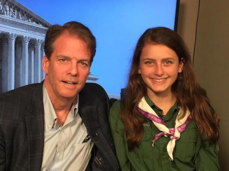 Long Island Girl Crusades For Right To Join Boy Scouts