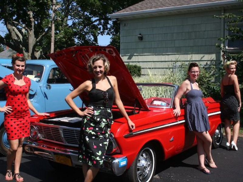 Photos Muscle Cars And Memories At Southold American Legions Car - Muscle car show