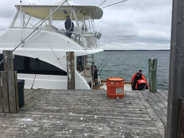Coast Guard medevacs man from cruise ship off North Carolina coast