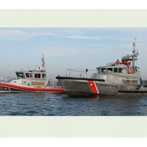 Coast Guard Rescues 2 Boaters Taking On Water, Drifting To Sea Near Montauk