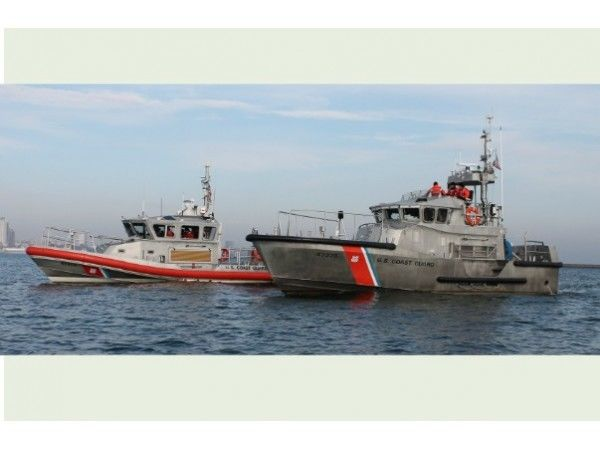 Coast Guard urges safety when boating on cold water