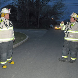 Photos: Montauk Fire Department Organizes Drill At School