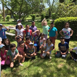 Hampton Bays Kids Explore Areas Agricultural Roots