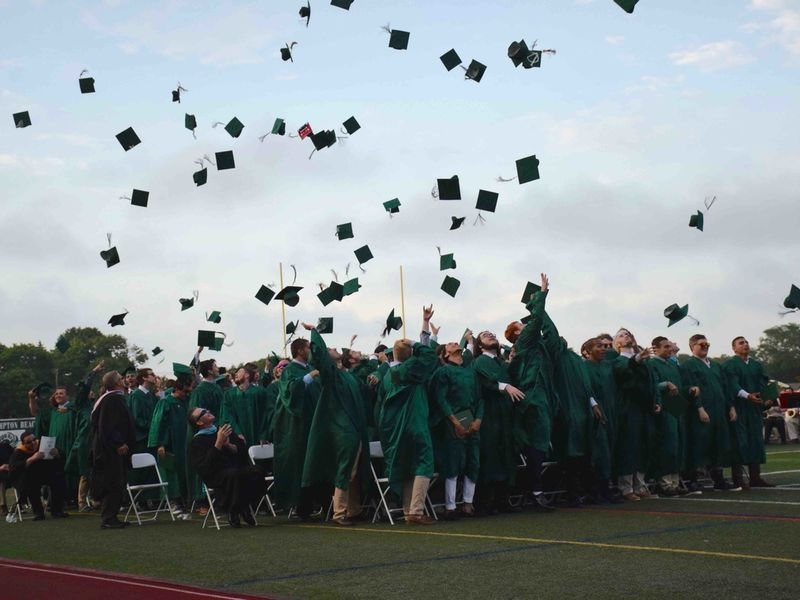 Westhampton Beach High School Graduation