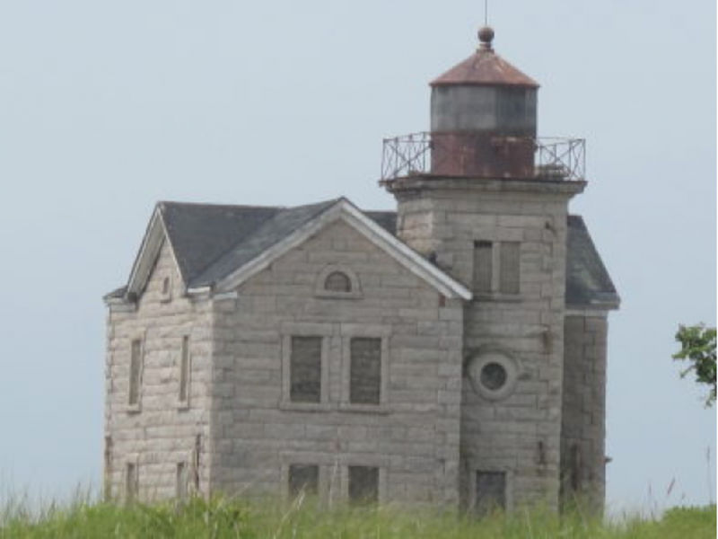 Historic Cedar Point Lighthouse To See Facelift, New Life As B&B