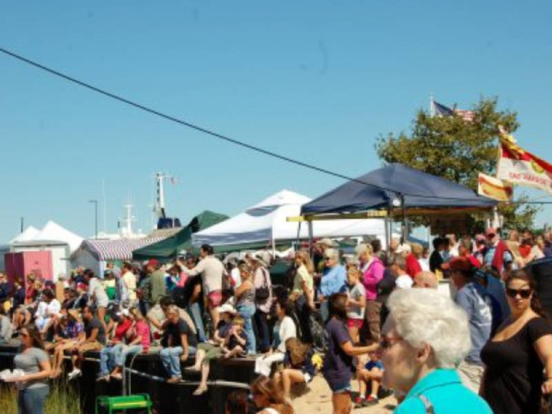 Harborfest unfolds in sag harbor this weekend east for Fun in nyc this weekend