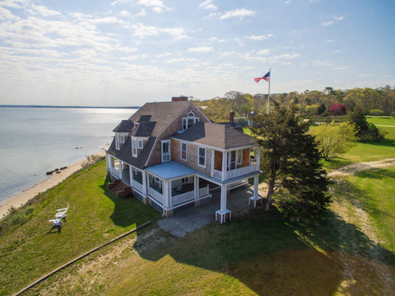 Hamptons Home Featured In Films Sells For Record-Breaking