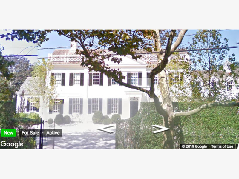 Wow House: $20.9M Home Has Classic Architecture, Modern Interiors