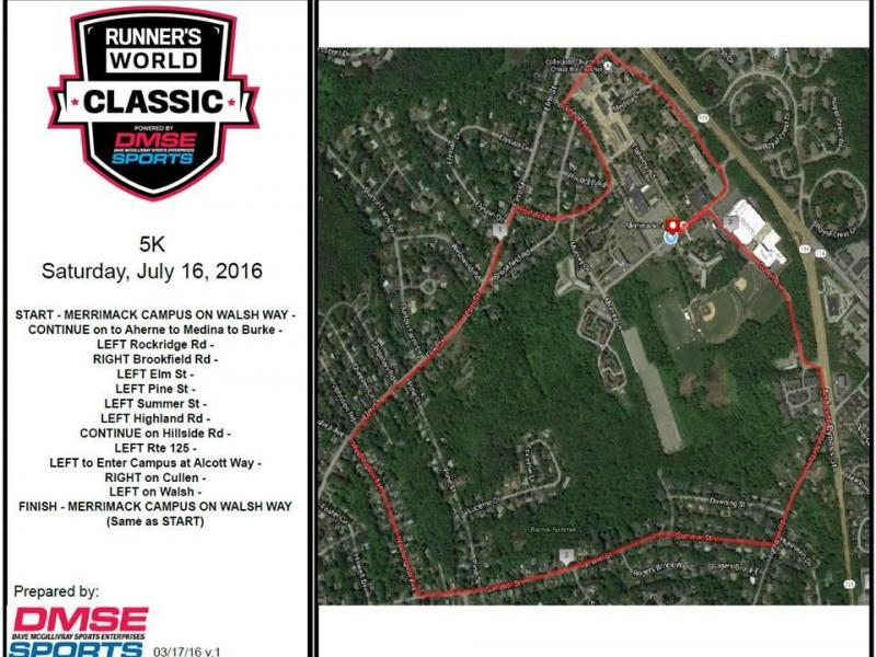 Road Race Information Posted To Andover Page Andover Ma Patch