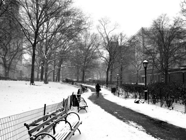 Long Range Weather Forecast Predicts Lots of Snow for NYC New