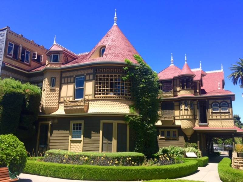 5 Y Tales About The Famous Winchester Mystery House