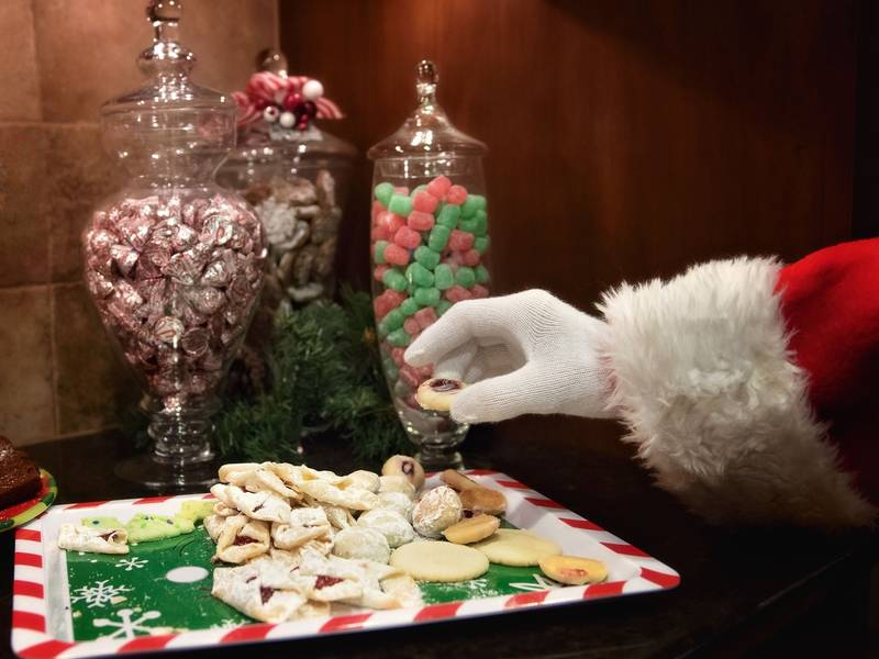 what is californias most popular christmas candy - Christmas Candy Games