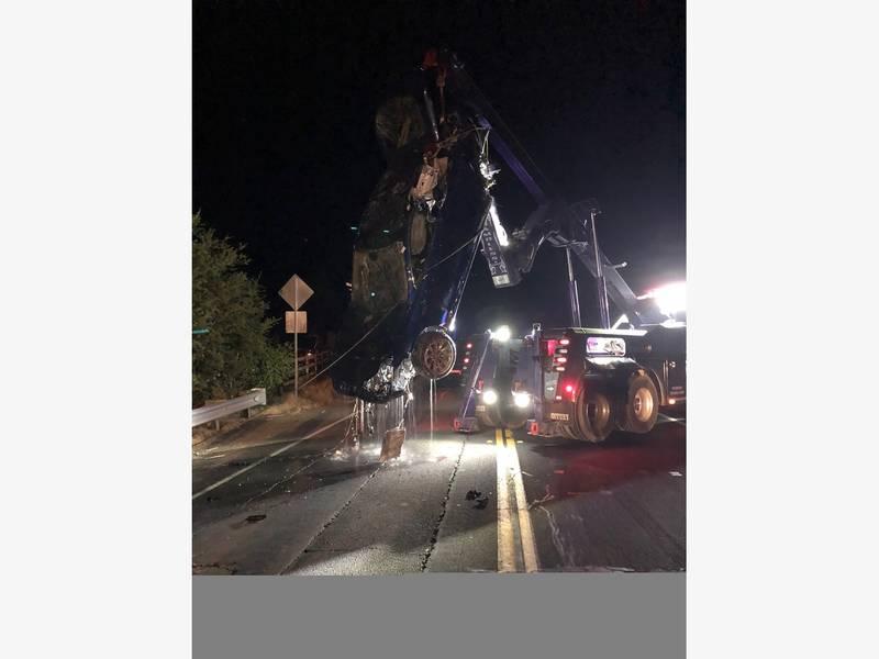 Driver in deadly tesla crash id'd as danville resident | danville.