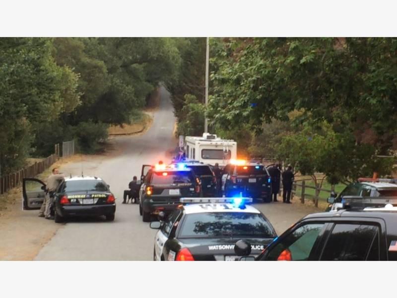 Stolen Rv Truck Found At Santa Cruz County Park