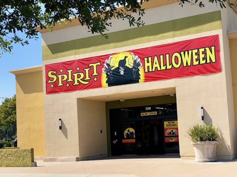 Decor Store Livermore: Spirit Halloween Store Opening Soon In Livermore