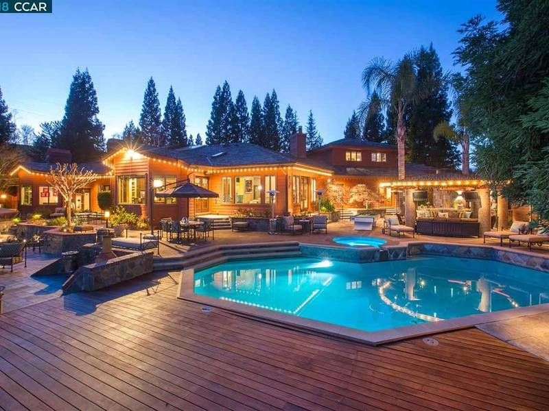 Danville Dream Home Offers Incredible Outdoor Living
