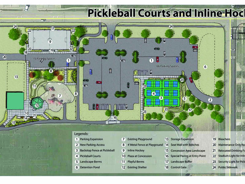 Palatine Park District Hosting Hamilton Master Plan Open House