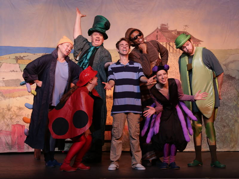 Palatine Park District's Presents Family Friendly Theatre