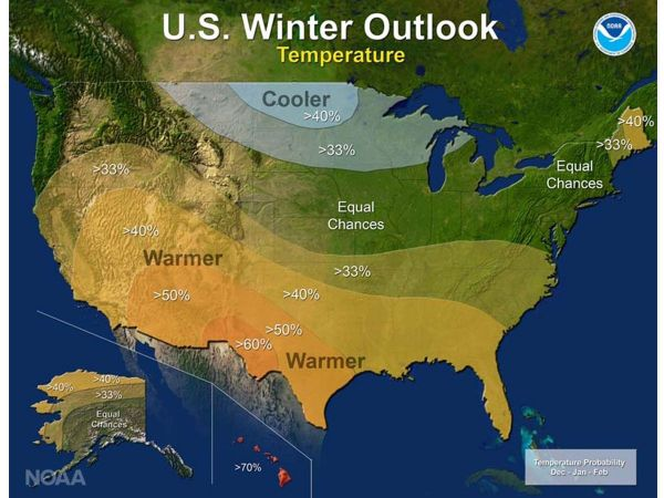 winter weather forecast for california  what u0026 39 s in store