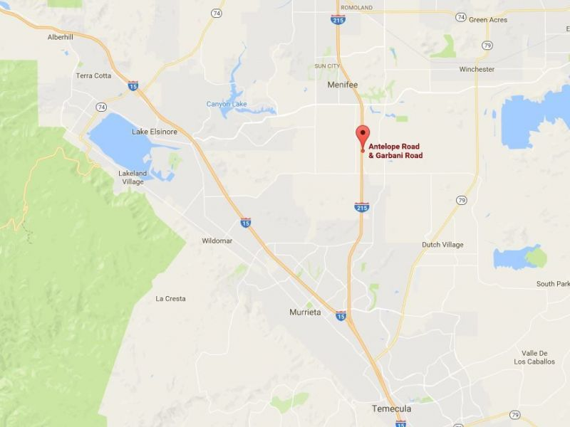 Motorist Plows Into Power Pole Near Murrieta Murrieta CA Patch