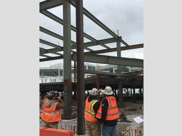 Two Iron Workers Injured After Facebook Building Under Construction Collapses: Fire Official