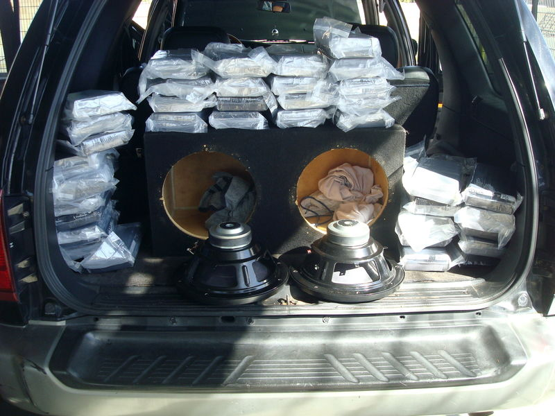 Massive Cocaine Seizure Worth $1.5 Million Made In Temecula After Police  Chase: CBP