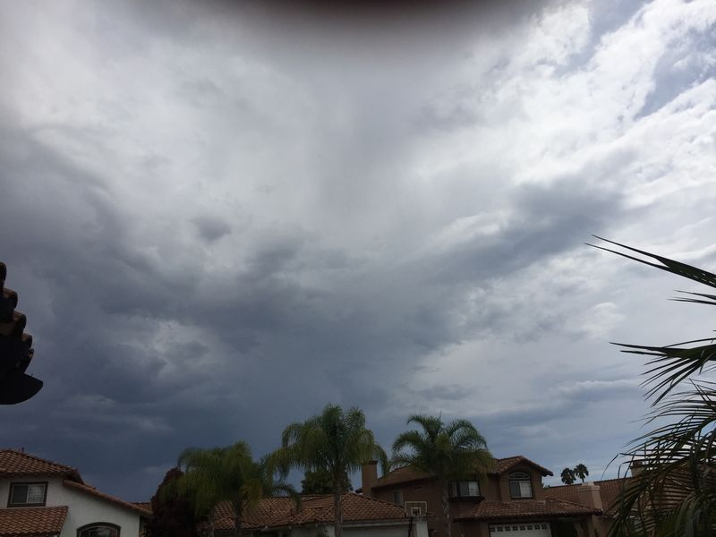 Nickel Sized Hail Reported Severe Thunderstorm Warning