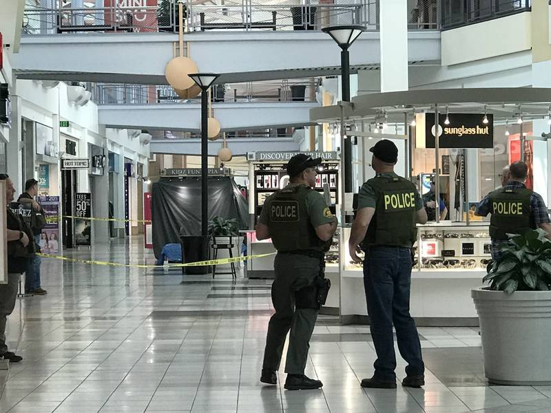 Report Of Shots At Moreno Valley Mall Prompts Police