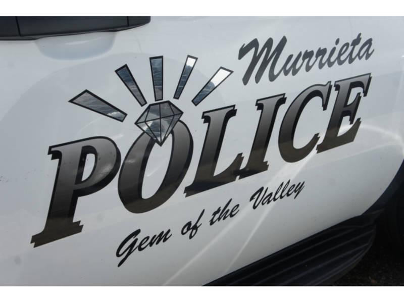 murrieta ca police activity