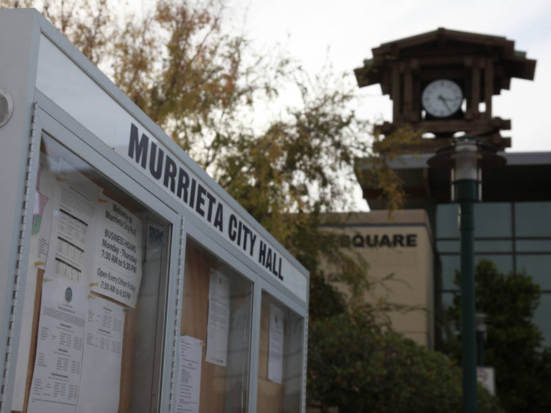 Murrieta Continues To Oppose State S Sanctuary Law Sb