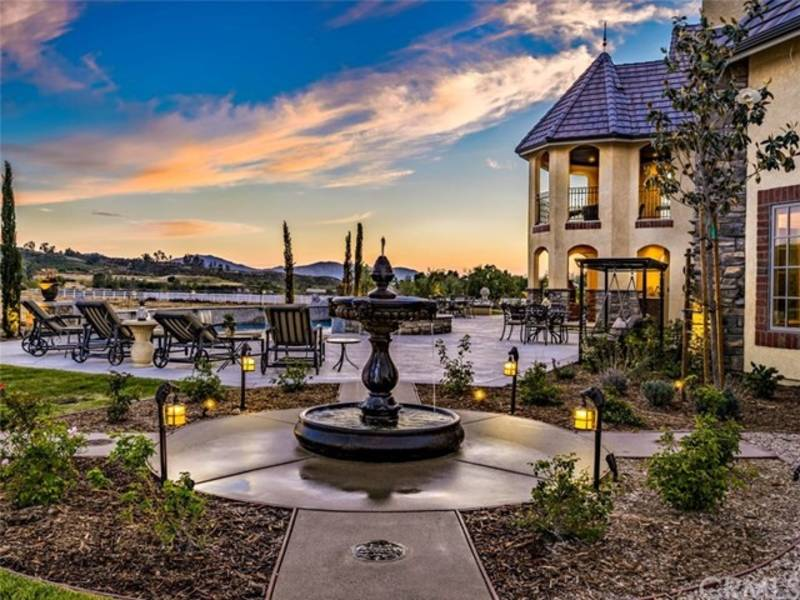 Jaw Dropping Temecula Wine Country Mansion 35 Million 0
