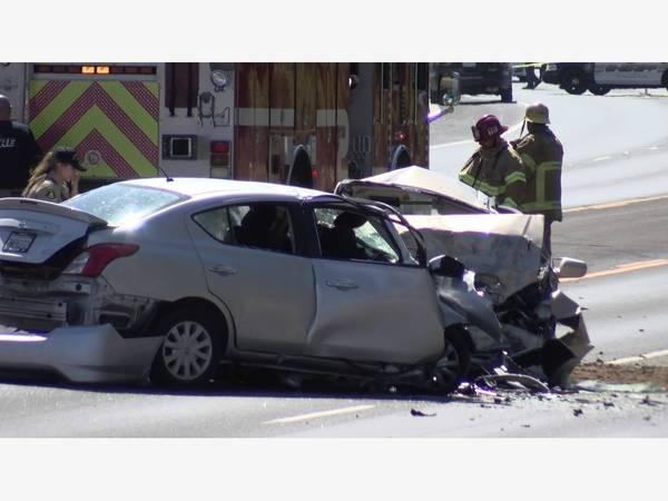 Triple Fatal Crash Reported Near Lake Elsinore [UPDATED