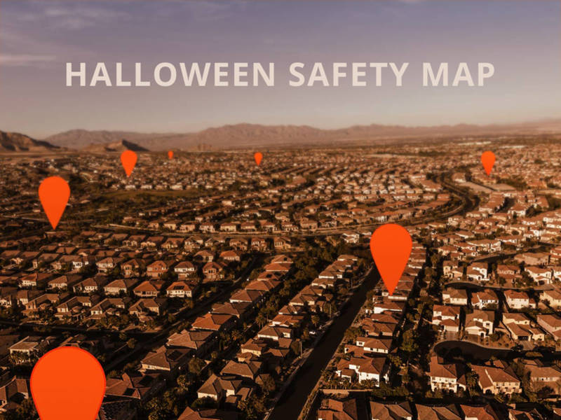 11 Sex Offenders In Half Moon Bay: 2018 Halloween Safety Map