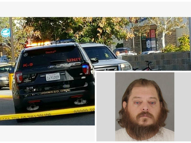 Man Convicted In Deadly Stabbing Outside Temecula Walmart