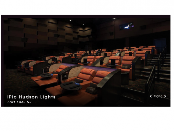 Luxury Movie Theater Opens In Bergen County Friday - Fort Lee, Nj Patch-3559