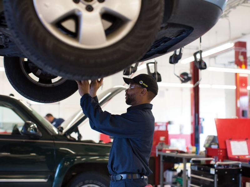 AAA Opens Auto Repair Facility In Aurora, Ill.