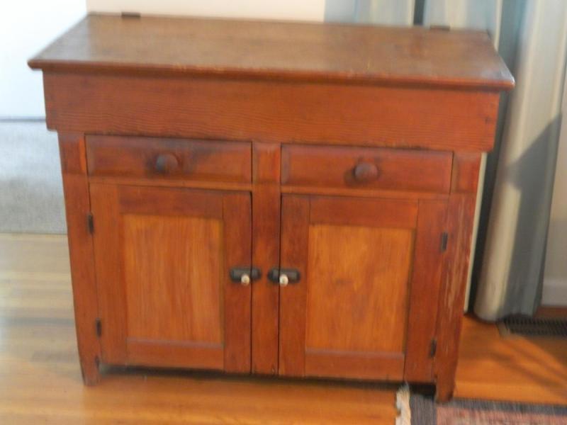 good Antique Dry Sink For Sale Part - 5: Antique Dry Sink for sale