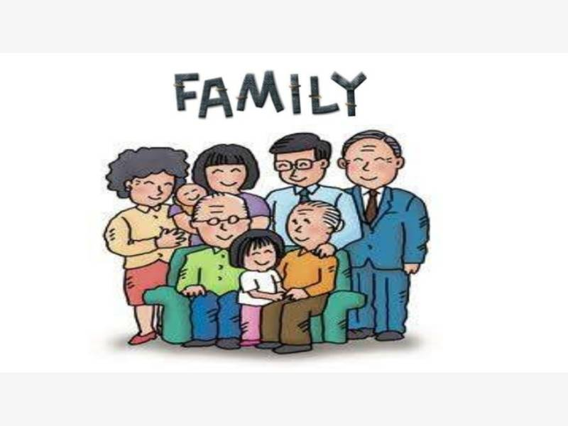 connections to extended family are very important to children