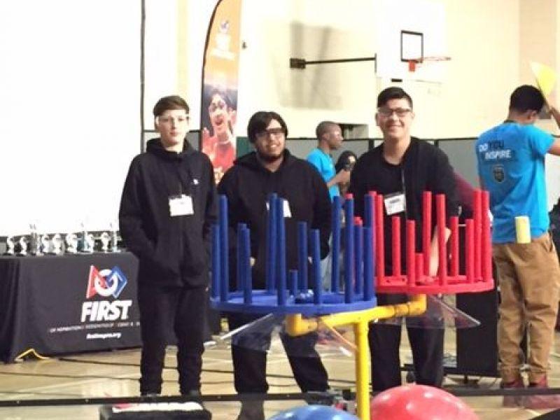 Peekskill High School S Iron Devils Robotics Team Headed To Ftc
