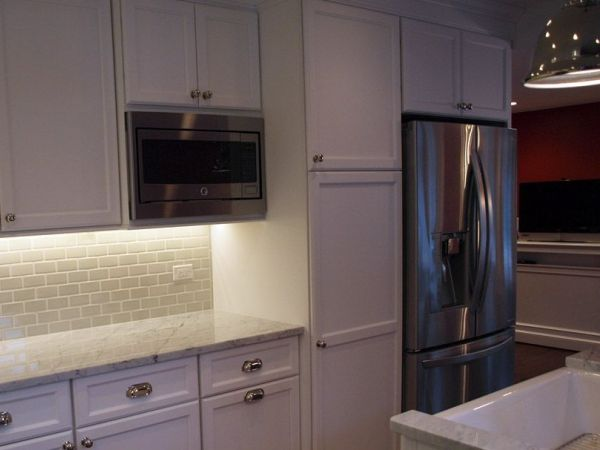 Winnetka kitchen remodel wins local design competition for Local kitchen remodeling