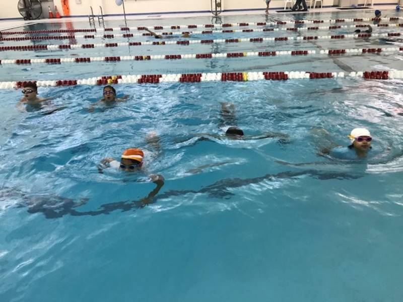 Ymca swim classes begin may 6 east brunswick nj patch for East meadow pool swimming lessons