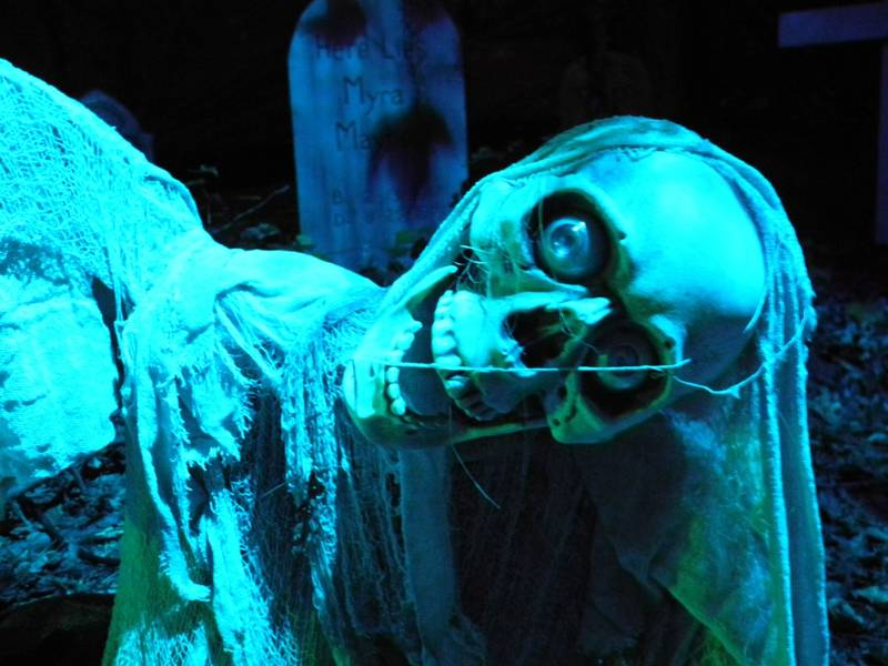 The Best Haunted Houses in Atlanta