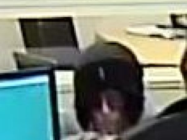 Quincy Police Searching For Hancock Street Bank Robber