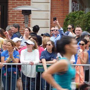 Boston marathon freebies