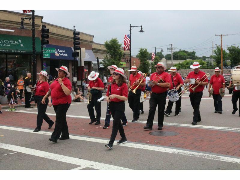 Photos Dedham Celebrates 50th Annual Flag Day Parade