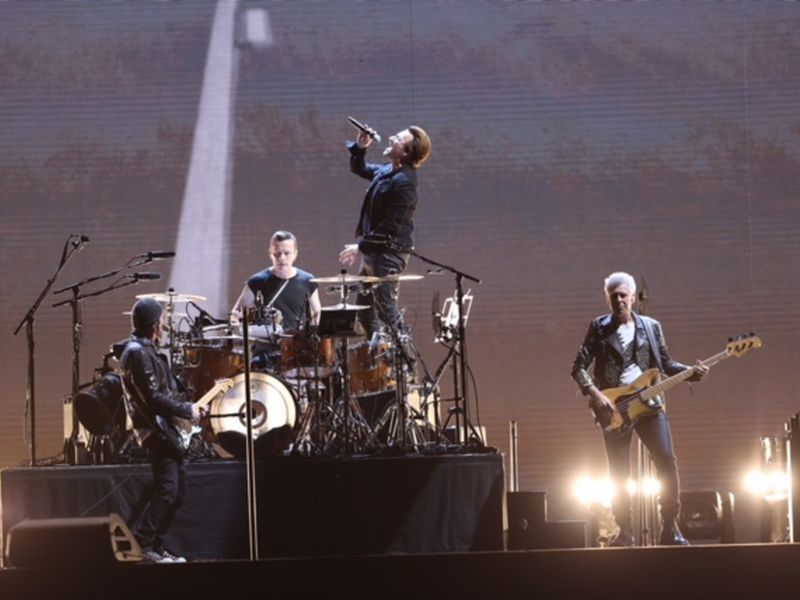 U2 At Gillette Stadium The Joshua Tree Stands Test Of Time 0