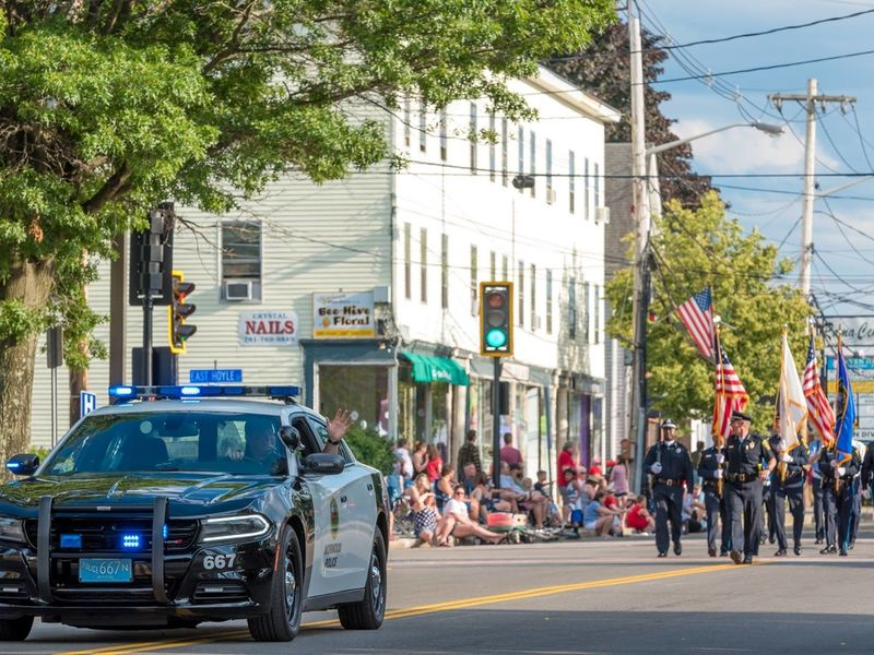 PHOTOS: The 2017 Norwood Fourth of July Parade | Norwood, MA Patch