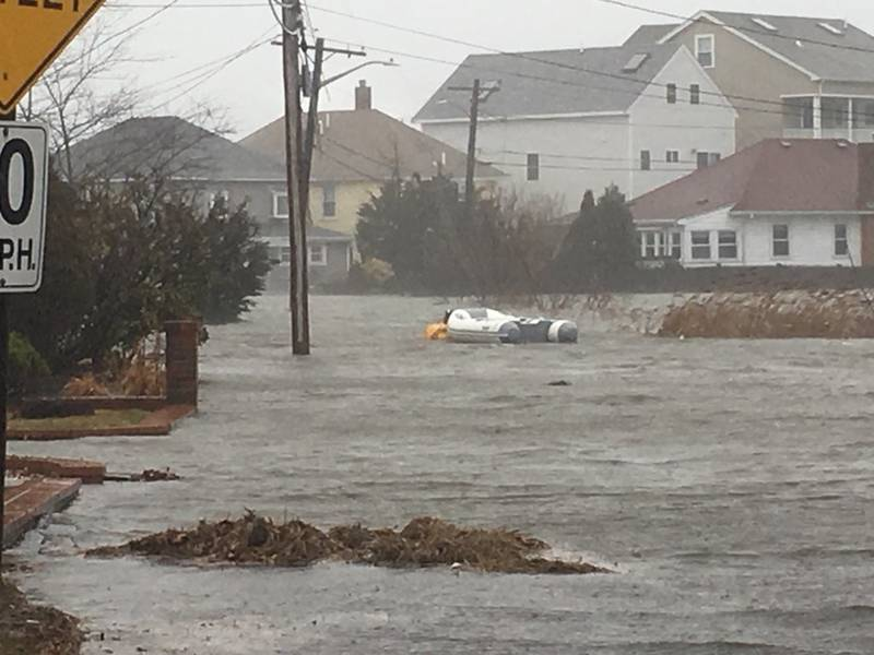 Residents Trapped Rescused From Quincy Floods Quincy
