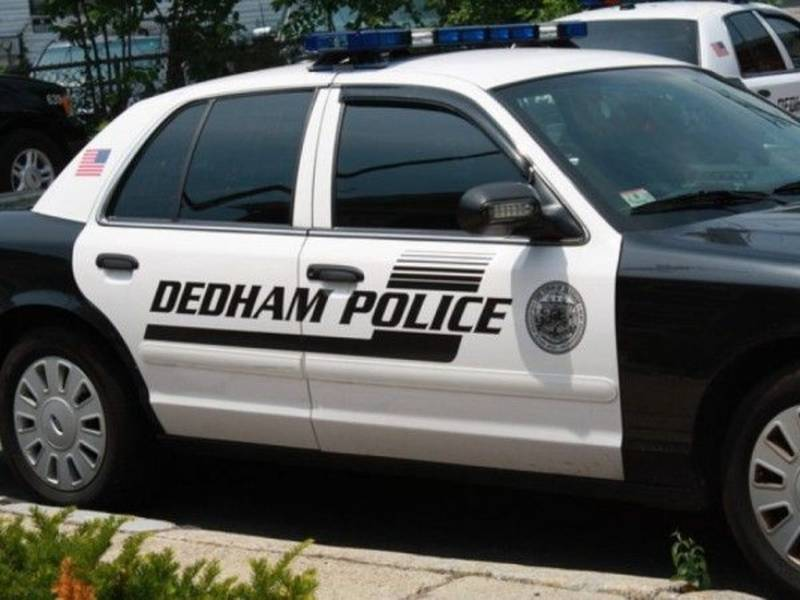 Dedham patch police log