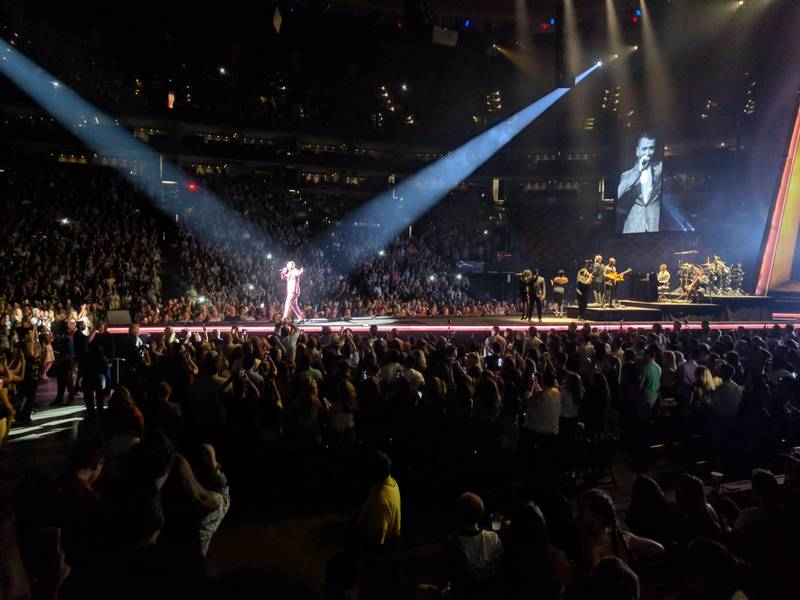 Concert Review: No Glitz, Just Music For Sam Smith At TD Garden